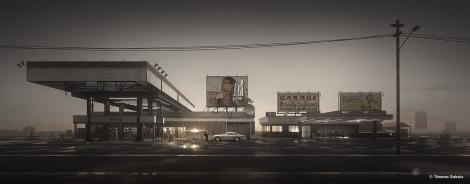 Modelado y render realizado con Cinema 4D // Thomas Dubois